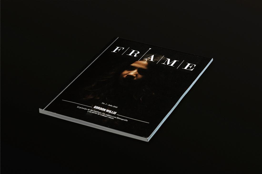 Frame - Portada